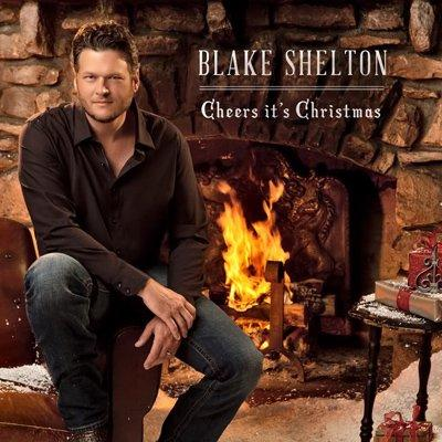 6. Blake Shelton, Cheers, It's Christmas - Blake, you're a funny, handsome, talented man, and everyone loves you. But were you born in a barn, man? Don't just sit there posing when there's snow coming