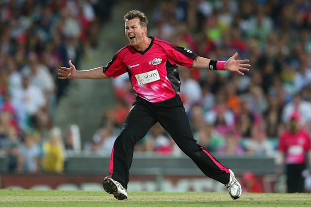 Big Bash League - Sixers v Renegades
