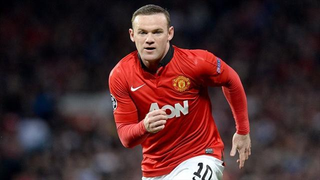 Premier League - Rooney a doubt for United against Sunderland