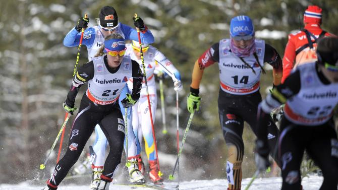 FIS World Cup - Cross Country - Women's 10km Pursuit