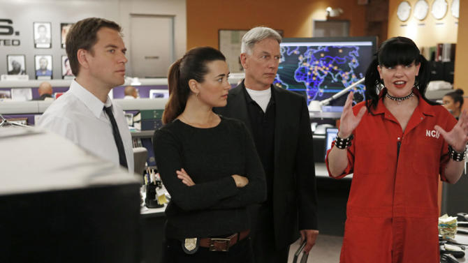 """NCIS"" -- ""Chasing Ghosts"""