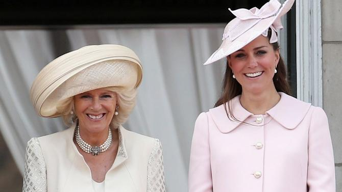 Royal Baby Could Arrive 'by the End of the Week,' Camilla Says