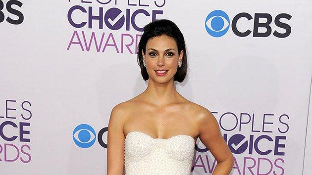 "WORST: Morena Baccarin.  The ravishing ""Homeland"" star would probably look good in a brown paper bag, but this bland, strapless white pantsuit isn't the most flattering."
