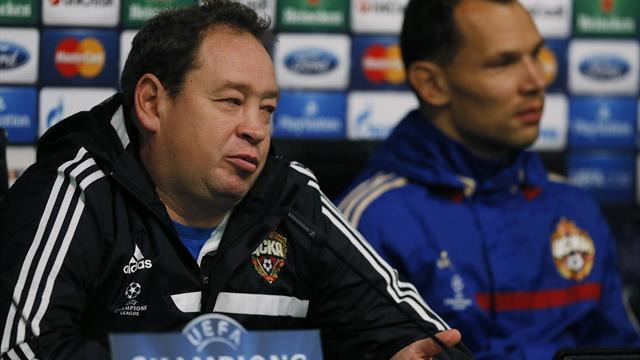 Champions League - CSKA coach: Toure racist abuse incident an 'overreaction'