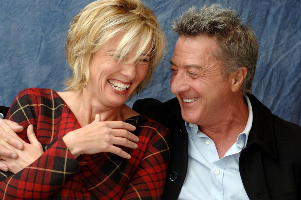 Emma Thompson Dustin Hoffman 2006