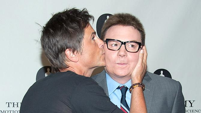 Rob Lowe, Mike Myers