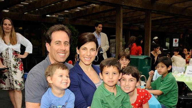 Jerry Jessica Seinfeld Baby Buggy