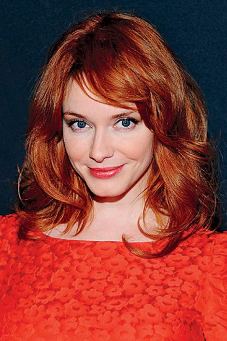 Copper: Christina Hendricks
