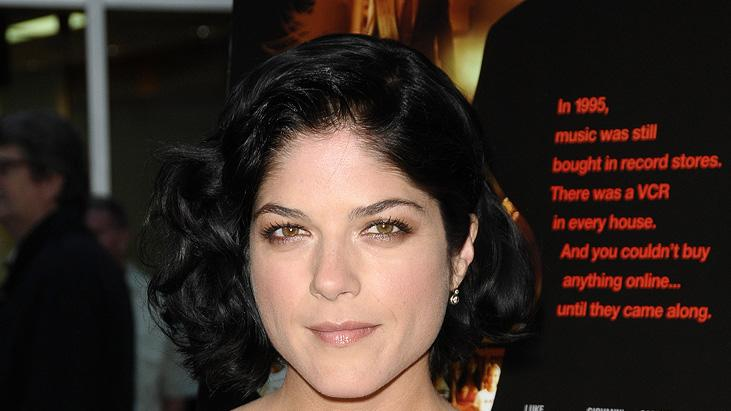 Middle Men LA Premiere 2010 Selma Blair