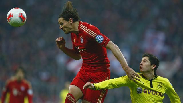 Bundesliga - Bayern, Dortmund brace for Champions League warm-up