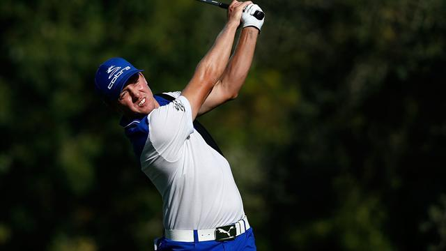 Golf - Blixt has Masters in mind at season finale
