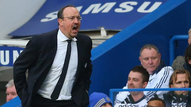 Benitez open to Spain job