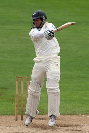 Ross Taylor hit an unbeaten 119 as New Zealand took control