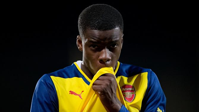 Arsenal starlet Stephy Mavididi injured, Charlton boss Karl Robinson shoulders blame