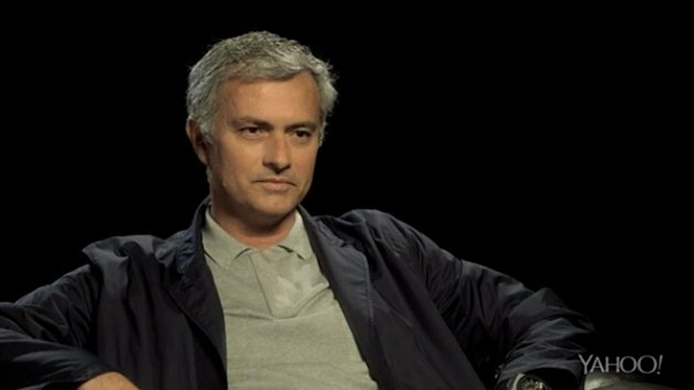 Jose Mourinho speaks to Yahoo-Eurosport
