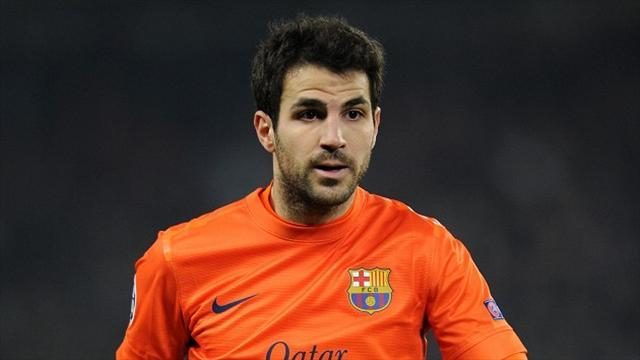 Liga - Spanish transfer news: United's second Fabregas bid 'turned down'