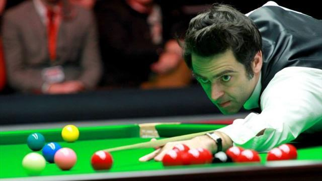 Snooker - O'Sullivan coasts into Welsh Open last 32 with win over Pinches