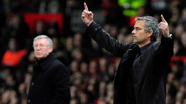 Liga - Mourinho 'will not succeed' Fergie at United