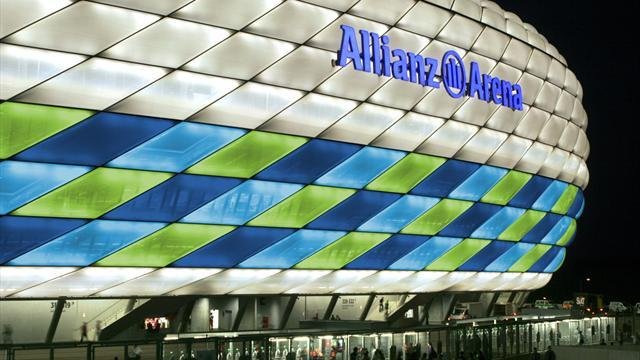 Bundesliga - Munich launches bid to host Euro 2020 matches