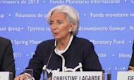 Lagarde: IMF May Urge Osborne Over Austerity