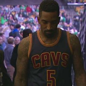 J.R. Smith Suspended Two Games