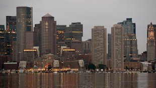 Boston Skyline (USA Today Sports)