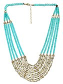 Arden B. necklace, $24.00.