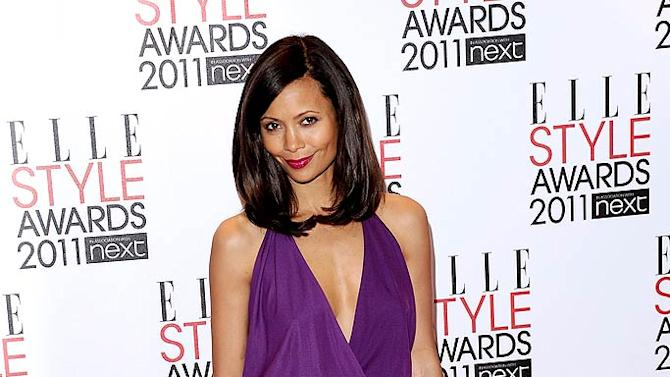 Thandie Newton ELLE Style Awards