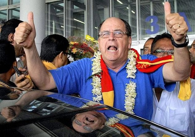 Marcos Falopa has the chance to become an instant hit with East Bengal supporters if he guides the club to the semis