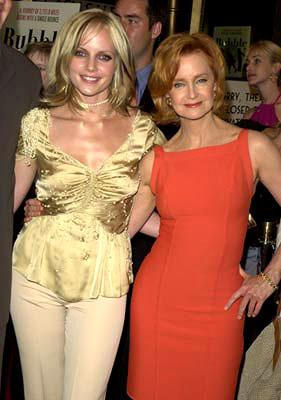 Premiere: Marley Shelton and Swoosie Kurtz at the Hollywood premiere of Touchstone's Bubble Boy - 8/23/2001