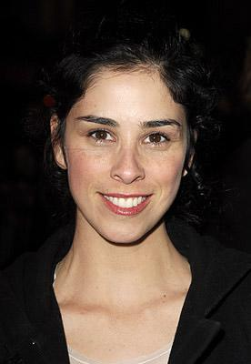 Sarah Silverman at the LA premiere of Sony Pictures Classics' Friends With Money