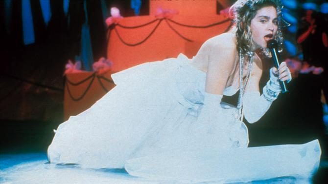Madonna's Opening Number: A Video Star Is Born (1984)
