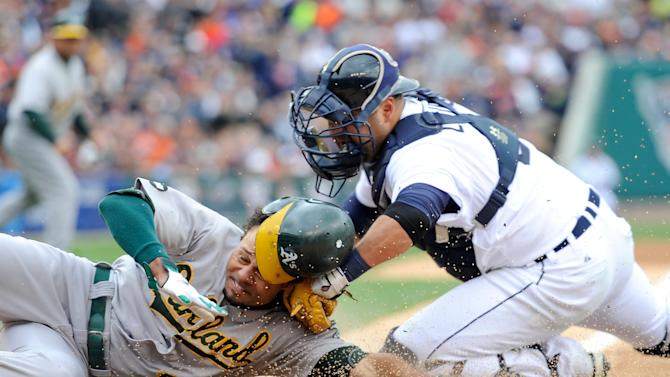 Oakland Athletics v Detroit Tigers - Game Two