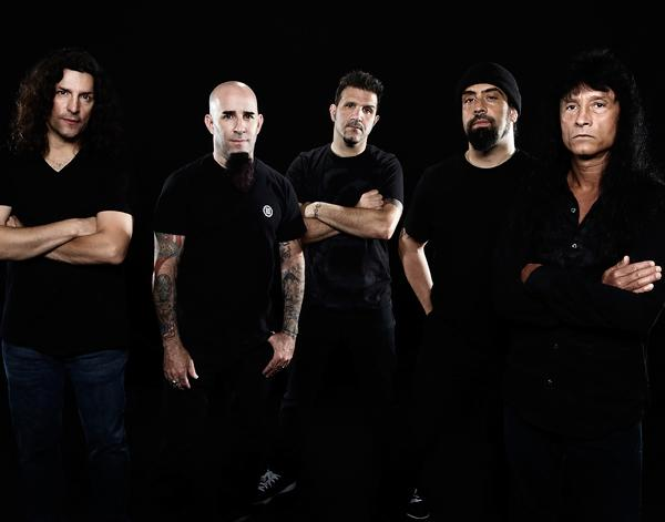 Anthrax Pay Tribute to Rush With 'Anthem' - Song Premiere