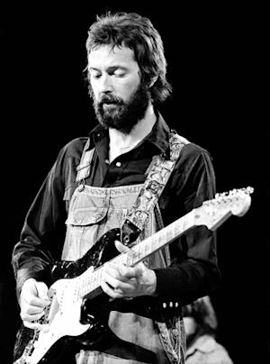 Weekend Rock Question: What Is Eric Clapton's Best Song?