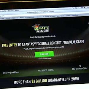 Allegations of insider trading among fantasy sports sites