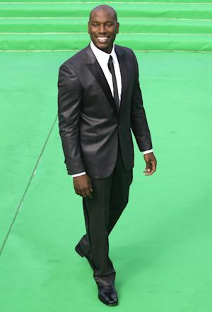 "FILE - In this Thurs., June 23, 2011 file photo, U.S. actor Tyrese Gibson arrives at the opening ceremony of the Moscow international film festival in Moscow. Gibson is a model-turned-singer-turned-actor, having released several R&B albums. After making his acting debut in John Singleton's ""Baby Boy,"" he found himself with recurring roles in a couple of heavy-duty franchises: all three ""Transformers"" films and a couple of the ""Fast and the Furious"" movies. (AP Photo/Misha Japaridze, File)"
