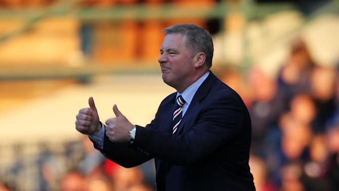 Rangers manager Ally McCoist is delighted with the signings of Ian Black and Dean Shiels