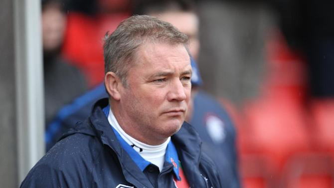 Ally McCoist admitted Rangers were second best as they lost to Inverness
