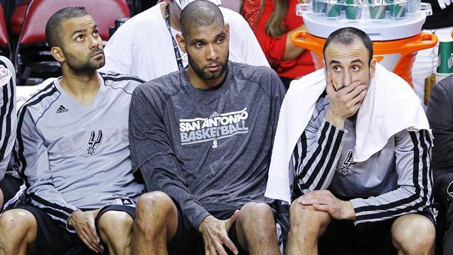 Basketball - Spurs now faced with Heat conundrum