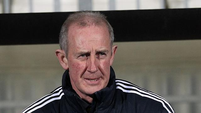 Scottish Football - Stark looking for U21s to bounce back