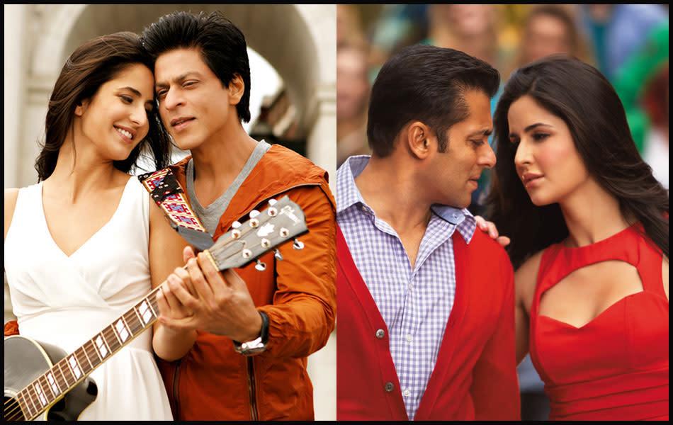 SRK or Salman: Katrina's better partner?