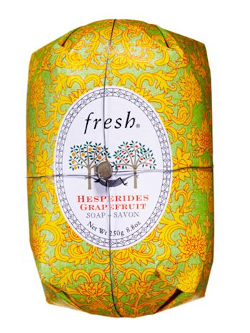 Fresh Turns 21 Hesperides Grapefruit Soap