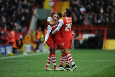 Soccer - Sky Bet Championship - Charlton Athletic v Huddersfield Town - The Valley