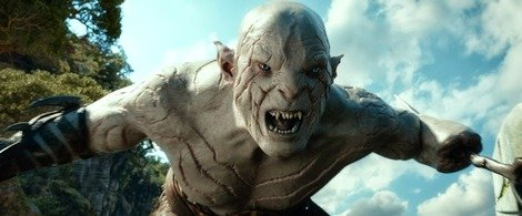 The Hobbit: Azog the Defiler is one of the bones of contention in Peter Jackson's films