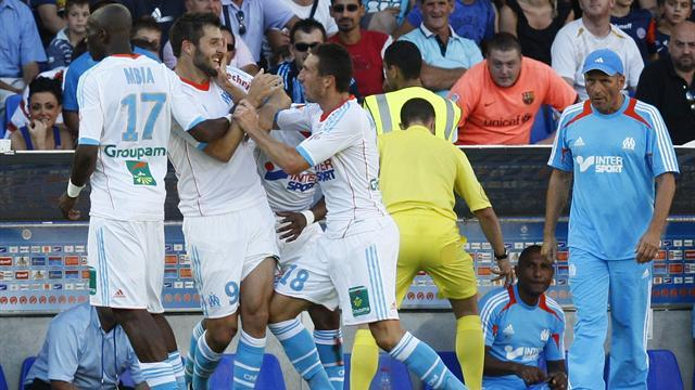 Marseille soar, PSG fall flat again