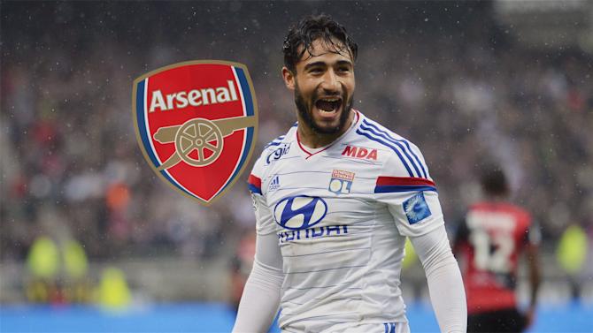 Ligue 1 - Euro Papers: Lyon ace Nabil Fekir wants Arsenal move