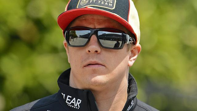 Formula 1 - Unwell Raikkonen skips Spa Thursday