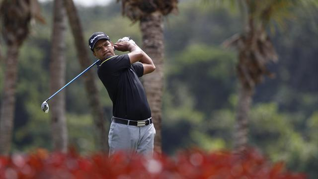 Golf - Gomez, Brown lead Puerto Rico Open by four shots