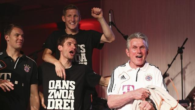 Bundesliga - Heynckes to reveal future plans on Tuesday